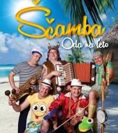 3xCD+DVD Scamba Oda na leto