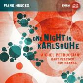 CD Petrucciani Trio Michel One night in karlsruhe