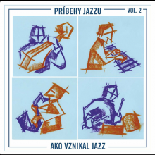 CD Uherek Martin Pribehy jazzu vol. 2 / ako vznikal jazz