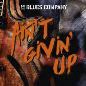 CD Blues Company Ain't givin' up