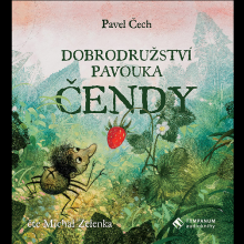 CD Zelenka Michal Cech: dobrodruzstvi pavouka cendy