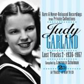 CD Garland Judy Lost tracks volume 2: 1936-1967