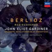 CD Gardiner John Eliot Berlioz rediscovered (8cd + dvd)