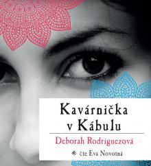 CD Novotna Eva Rodriguez: kavarnicka v kabulu (mp3-cd)
