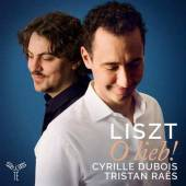 CD Liszt F. Liszt o lieb! (melodies &