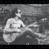 CD Santana Carlos Blues for salvador