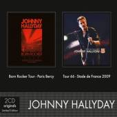 3xVINYL Hallyday Johnny Born rocker.. -coloured- [vinyl]
