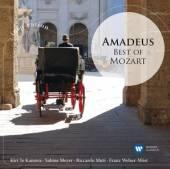 CD Rampal/kanawa/meyer/muti/welser-most Inspiration: amadeus - best of mozart mozart, w. a.