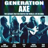 CD Generation Axe The guitars that destro