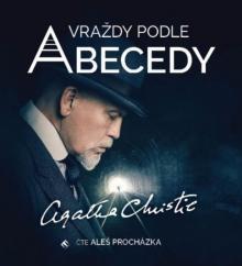 CD Prochazka Ales Christie: vrazdy podle abecedy (mp3-cd)
