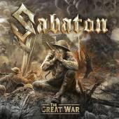 CD Sabaton The great war (regular)