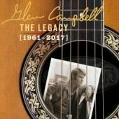 4xCD Campbell Glen Legacy 1961 - 2017 -ltd-