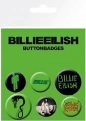 BADGEP Billie Eilish Mix (badge pack)