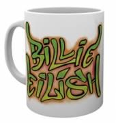 HRNEK Billie Eilish Graffiti (mug) [hrnČek]