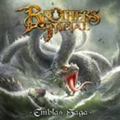 2xVINYL Brothers Of Metal Emblas saga red ltd. [vinyl]
