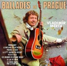 VINYL Merta Vladimir Ballades de pargue [vinyl]