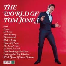 VINYL Jones Tom World of tom jones -hq- [vinyl]