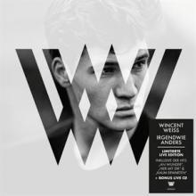 2xCD Weiss Wincent Irgendwie anders [deluxe]