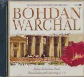 2xCD Warchal bohdan / sko Warchal bohdan / sko: 2xCD Bach: brandenburske koncerty