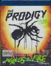 2xBRD Prodigy Prodigy: 2xBRD Live - world's on fire