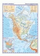 KNI Various Various: KNI Severní a střední amerika obecně zeměpisná mapa [cze]